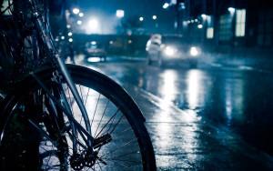 Ночной велопорад