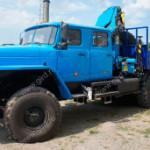 Бортовые автомобили Урал 4320-1912-60