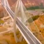 Крупнейший в Африке вантовый мост