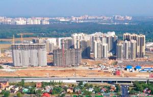 Рождение новой Москвы.