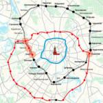 Запуск Малого кольца железной дороги Москвы