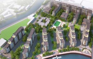 iD проект жилого комплекса на ул. Магнитогорской