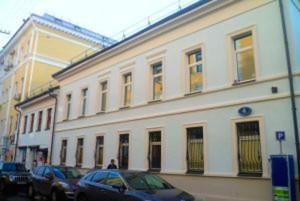 Здание в Армянском переулке