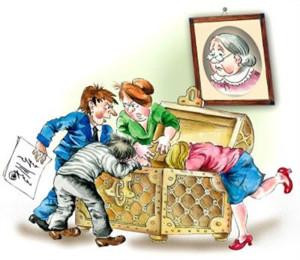 Как обойти других наследников