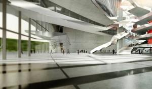 Конкурс на проектирование центра культуры и искусств