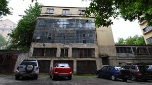 Новый жилой комплекс появится в доме Наркомфина