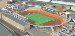Реконструкция стадионов