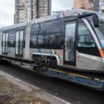 Новые трамваи в Москве