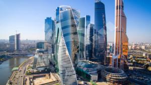 Москва поднялась в тройку городов Европы с самыми
