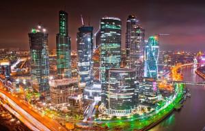Новое жиль, Москва-сити