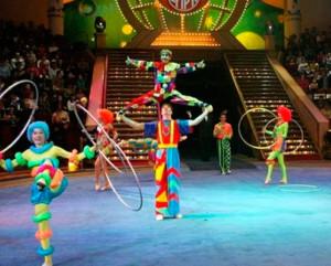 международный молодежный фестиваль-конкурс циркового искусства