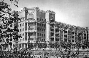 Реконструкция гостиницы Мадрид