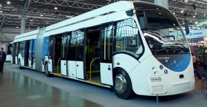 Троллейбусы на автономном ходу