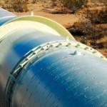 Строительство российского газопровода в Европу