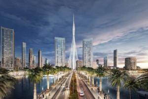 В Дубае началось строительство новой самой высокой башни в мире: на 100 метров выше нынешнего чемпиона