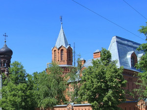 Женский монастырь на МКАД