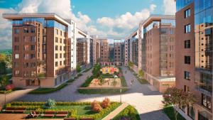 Начинается заселение сданного в эксплуатацию жилого комплекса