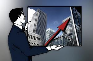 темпы роста цен на жильё