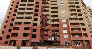 началось строительство жилого дома