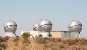 Комплексы космического контроля в Крыму