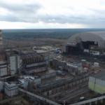 Новым безопасный конфайнмент над Чернобольской АЭС