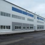 Производственный корпус полимерного производства