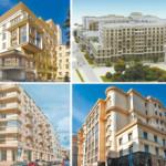 Средняя стоимость элитной недвижимости в Москве