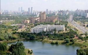 Жилой 17-этажный в районе Очаково-Матвеевское