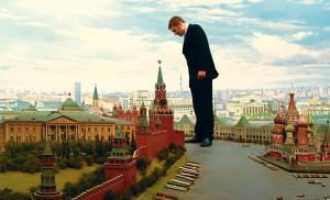 Макет Москвы площадью 970 квадратных метров будет создан в течении трех лет