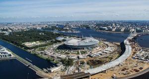 Стадион «Зенит Арена»
