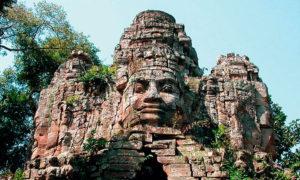 Башни-близнецы в Камбодже