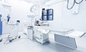 Медицинский центр со станцией «скорой помощи»