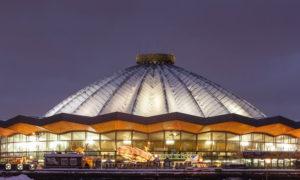 Московский ипподром и Цирк на Вернадского