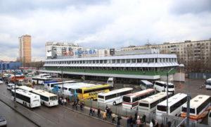 Новый автовокзал