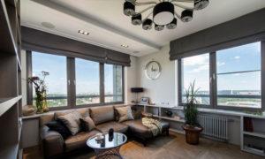 Панорамная квартира