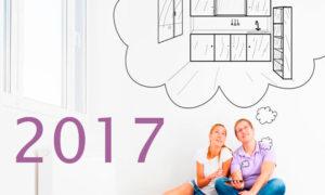 Покупку квартиры в 2017