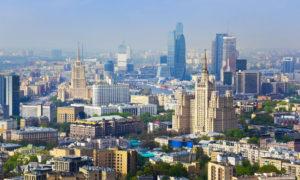 в Москве 2017