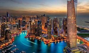 Трамп отказался от Дубая