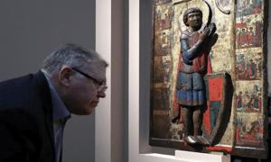 Шедевры Византии»