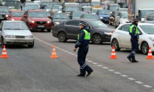 Движение транспорта в Москве на ряде магистралей 1 и 3 марта