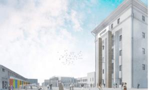 Дизайн центра культуры «Правда»