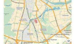 ЖК «Царицыно-2» местоположение