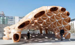 Номинация «Малая архитектура»