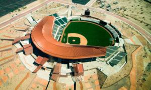 Архитектура «Спортивные объекты»
