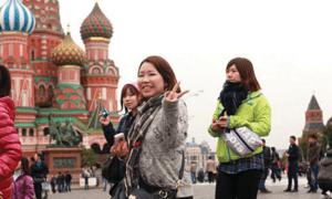 туризм в Москве