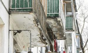 Проблему ветхих домов