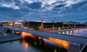 благоустройство Большого Москворецкого моста
