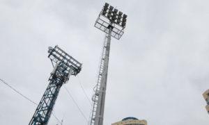 тренировочных площадок к ЧМ‑2018 года началась в Подмосковье