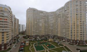Рынок новостроек Москвы \\