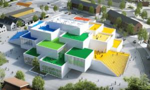 штаб-квартира LEGO